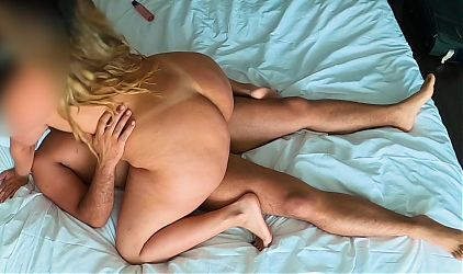 Fucking my Stepsister in the Hotel in our Vacation Trip
